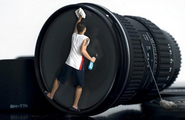 Vệ sinh máy ảnh miễn phí - cơ hội đừng bỏ lỡ