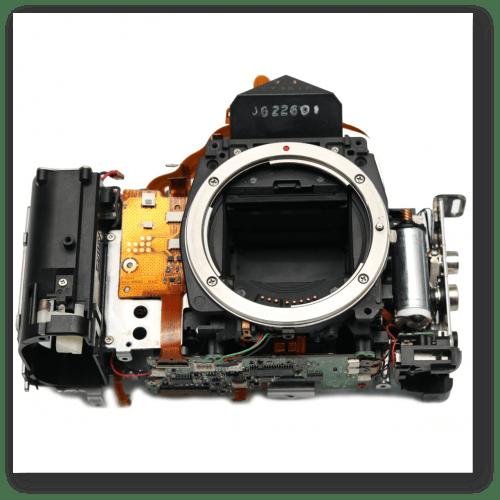 sửa chữa body canon 5D mark II - sửa máy ảnh canon hcm