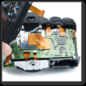Sửa Chữa Body Canon 600D - Sửa máy ảnh Canon HCM