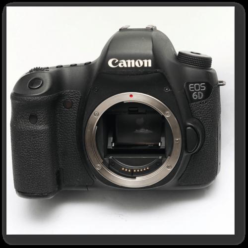 Sửa Chữa Body Canon 6D – Sửa máy ảnh Canon HCM