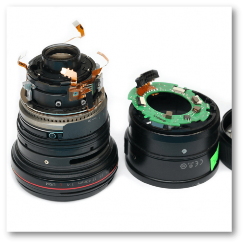 Sửa Chữa Lens Canon 17-40mm F4 L – sửa máy ảnh Canon