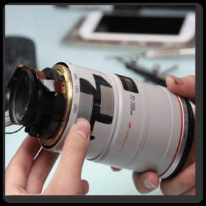 sửa chữa lens canon EF 70-200mm F4 - Sửa máy ảnh