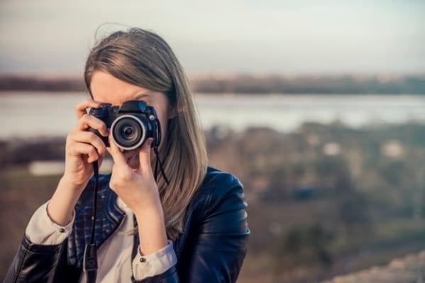 Máy ảnh Canon 85mm